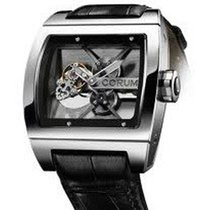 Corum 022.700.04/0F01.0000 Ti-Bridge Tourbillon in Titanium -...
