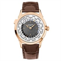 Patek Philippe World Time Complications 5230R-001 Rose Gold Watch