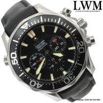 Omega Seamaster 25945000 Diver 300M Chronograph America's Cup...