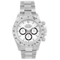 Rolex Cosmograph Daytona Zenith Movement Watch 16520 Box Papers