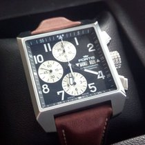 Fortis - Square Chronograph Day-Date - 667.10.71 L16 - Men -...