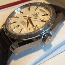 Omega Sesmaster Aqua Terra 150 M Omega Co-Axial Day-Date 41.5 mm