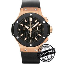 Hublot Big Bang Evolution Gold Ceramic Unused