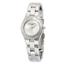 Baume & Mercier Ladies M0A10138 Linea Silver Dial  Watch