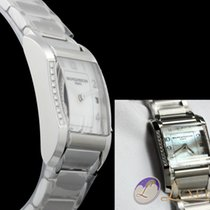 Baume & Mercier Hampton Ladies Diamonds Diamantbesatz mit...