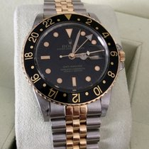 Rolex Oyster Perpetual GMT Master Jubilee Gold Steel 40 mm (1987)