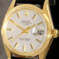 Rolex Oyster Perpetual  Date SCOC 18k gold case