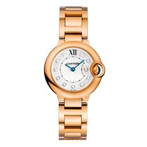 Cartier Ballon Bleu Automatic Ladies Watch Ref WJBB0016