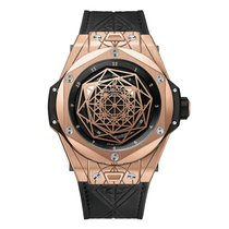 Hublot Big Bang Sang Bleu King Gold