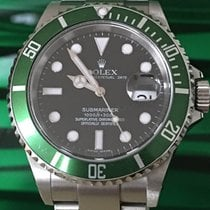 Rolex Submariner Date Ref. 16610 LV Z-Serie/Box/2007 TOP