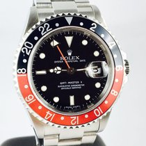 Rolex GMT Master 2 Coke Stick Dial [Million Watches]