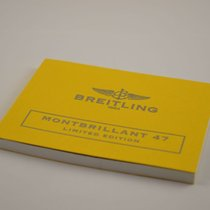 Breitling Anleitung Manual Montbrillant 47 Limited