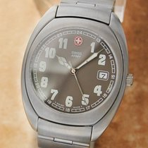 Victorinox Swiss Army Men's Swiss Made 37mm Quartz...