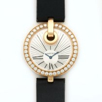 Cartier Rose Gold Captive Diamond Watch Ref. WG6000111
