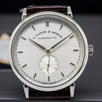 A. Lange & Söhne 216.026 Saxonia Manual Wind 18K White...