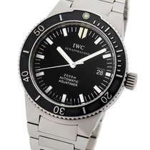 IWC IW3536-001 GST Aquatimer Automatic in Titanium - on...