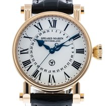 Speake-Marin Serpent Calendar PIC.10005-01 Watch with Leather...
