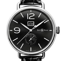 Bell & Ross WW1-90 Grande Date & Réserve de march...