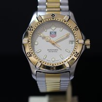 TAG Heuer 2000 Series Mid Size Gold Plated