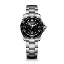 Victorinox Swiss Army Maverick Small, Lady, black dial, steel...