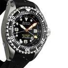 Azimuth Xtreme-1 Sea-hum Gmt Watch Hev 1500m/4921ft Wr Eta...