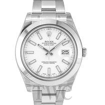 ロレックス (Rolex) Datejust II White/Steel Ø41mm - 116300