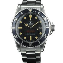 Rolex SEA-DWELLER 1665 DOUBLE RED MARK III, FULL SET