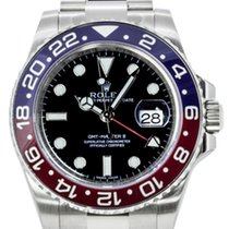 Rolex Oyster Perpetual GMT-Master II White Gold