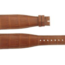 Roger Dubuis Leather alligator Brown Strap 25/16 XL