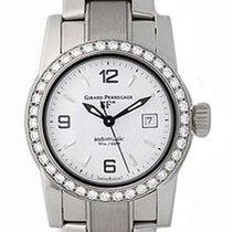 Girard Perregaux Lady F Diamond 18kt White Gold Ladies Watch