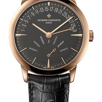 Vacheron Constantin Patrimony Retrograde Day -Date Rose Gold 18k