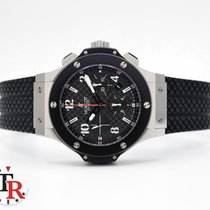 Hublot Big Bang Steel Ceramic 44, Box+Papers