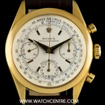 Rolex Very Rare Pre-Daytona Anti-Magnetic Oyster Chrono Gold