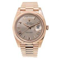 勞力士 (Rolex) Day-date 18k Rose Gold Pink Automatic 228235PKRN