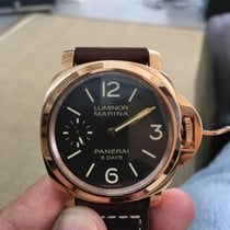 パネライ (Panerai) Luminor Marina 8 Days