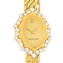 Audemars Piguet Vintage 18k Yellow Gold 1.67 Ct Diamond...