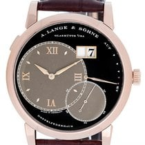 A. Lange & Söhne Grande Lange 1 Rose Gold Men's Power...