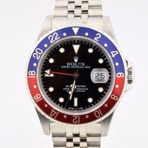 Rolex Gmt-master Pepsi Stainless Steel Jubilee Bracelet 16700