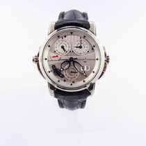 Ulysse Nardin Sonata Cathedral Dual Time -mens watch - service...