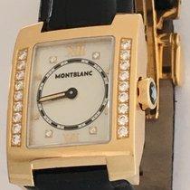 Montblanc Profil Gold Diemanten