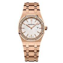 Audemars Piguet Watches - Royal Oak Quartz 33mm - Pink Gold -...
