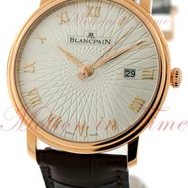 Blancpain Villeret Ultra Slim Automatic, Silver Dial - Rose...