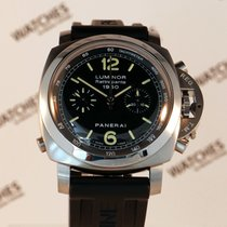 パネライ (Panerai) Luminor Rattrapante 1950 Chronograph Flyback  -...