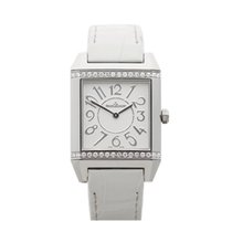 Jaeger-LeCoultre Reverso Squadra Stainless Steel Ladies...