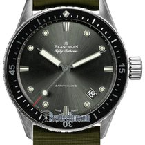 Blancpain Fifty Fathoms Bathyscaphe Automatic 43mm 5000-1110-NAKA