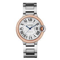 Cartier Ballon Bleu Automatic Ladies Watch Ref WE902081