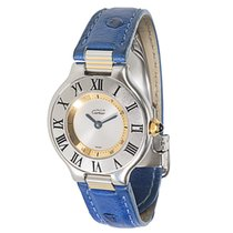 Cartier Le Must 21 1340 Women's Watch in Stainless Steel