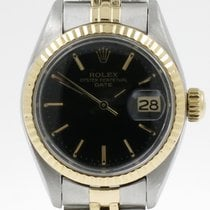 """Rolex """"Oyster Perpetual Date Lady"""" 6917.  Gold/steel..."""