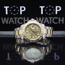 Rolex Two Tone Yachtmaster