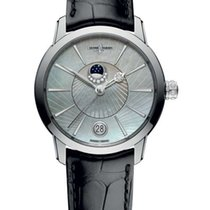 Ulysse Nardin Classic Luna Stainless Steel Ladies Watch